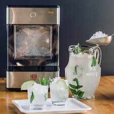 chewable ice maker. Plain Maker Opal Nugget Ice Maker  Makes Soft Chewable Crunchy Cubes With E