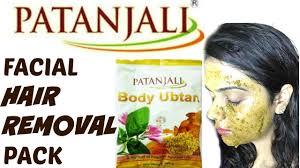 patanjali hair removal pack tanutalks you