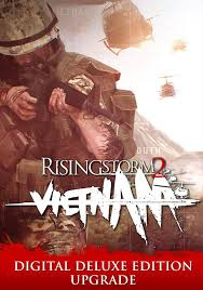 Rising Storm 2 Vietnam Digital Deluxe Edition Upgrade Steam Cd Key For Pc Buy Now