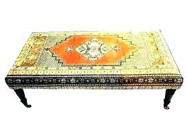 rug covered ottoman antique rug covered ottoman footstool cover antique rug covered ottoman x sitting pillow rug covered ottoman
