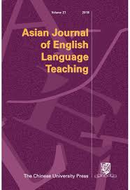 Asian journal of english language
