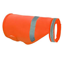 NUOFENG Professional Reflective <b>Dog</b> Safety Vest Fluorescent ...