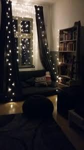 String Lights · Goth BedroomBedroom ...
