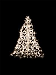 get quotations 3 white wire crab pot tree with 200 clear incandescent mini lights
