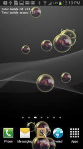 5bubble live wallpaper