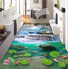 3d Bathroom Tiles Online Buy Wholesale 3d Bathroom Floor Tile Mural From China 3d