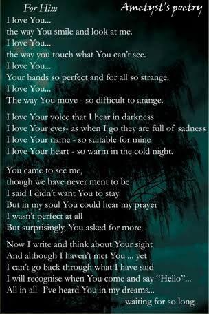 love poems for your boyfriend from the heart