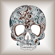 cool designs. Skull With Design Cool.jpg Cool Designs