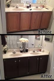 Bathroom Cabinet Painting Ideas  Jennifer TerhuneBathroom Cabinet Colors