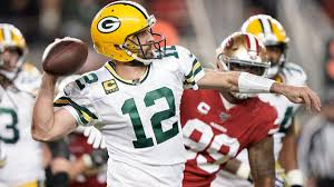 2020 NFC Championship Game: Aaron ...