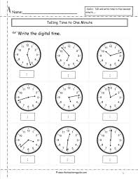 Math : Math Worksheets Telling Time To The Quarter Hour Let S Tell ...