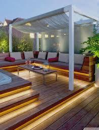 10 great deck lighting ideas for cool outdoor patio design bestpickr