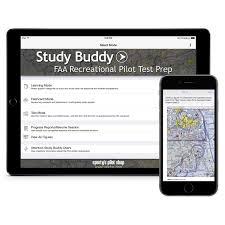Sportys Study Buddy Iphone Ipad Aviation App Recreational Pilot
