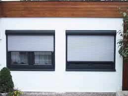 Kunststoff Alu Fenster In Anthrazit 7016 Graue Fenster Nach Maß