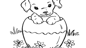 Small Picture Dog And Cat Fight Coloring PageAndPrintable Coloring Pages Free