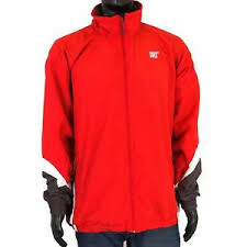Details About S Swix Techwear Mens Outdoor Jacket Red Size Xl