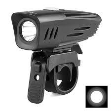 Bike Light Sensor Ultrafire Intelligent Light Sensor Headlights Night Riding Super Bright Usb Charging Mountain Bike Bicycle Light Set