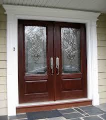 Front Doors double front doors with glass photos : Double Exterior Door Trim : Beautiful Ideas for Exterior Door Trim ...
