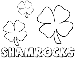 Small Picture 20 Free Printable Shamrock Coloring Pages EverFreeColoringcom