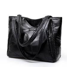<b>Women</b> Tote Bag Genuine <b>Sheepskin</b> Patchwork Casual Hand Bags ...