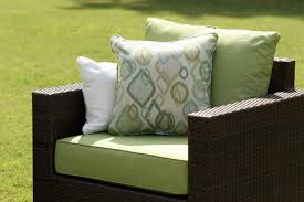 green wicker furniture cushions. wicker furniture cushions contemporary-patio green r