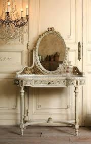 vintage french vanity chair decor xvi style gilt