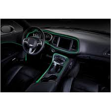 App Controlled Interior Car Lights