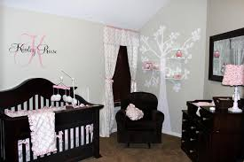 baby girl nursery furniture. Baby Girls Nursery- Love The Dark Furniture With Light Walls! If I Cant Paint This Is A Great Way To Make Nursery Look Very Homey Girl