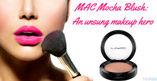 mac mocha blush an unsung makeup hero thefuss co uk