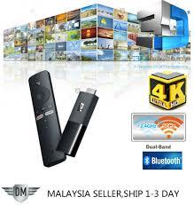New Xiaomi MiTV Stick (Preinstall Latest App Channel Movie Drama)Global  English Version Tv Smart Android Box TvBox