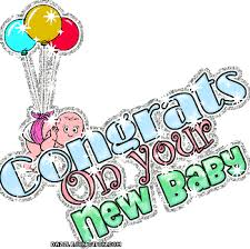 New Baby Congrats Congrats On Your New Baby Glitter