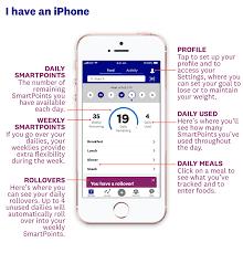 Food Tracker Pro How To Track On The Ww App Ww Usa