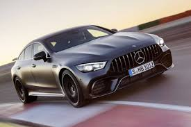 The amg gt 43 4matic+ is the most affordable. Sexy And Expensive 2019 Mercedes Amg Gt63 4 Door Starts At 137k News Cars Com