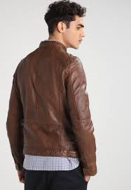 oakwood casey leather jacket cognac men clothing jackets oakwood coat conditioner top brand
