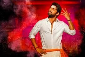 allu arjun latest hd stills social
