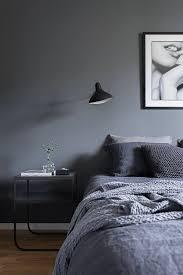 A Dreamy Scandinavian Bedroom In Grey Tones