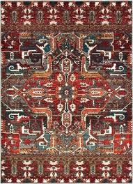 oriental weavers red orange area rug blue rugs orange and green rug red
