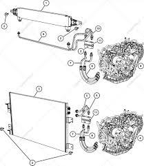 Dodge Caliber Transmission Components Diagram