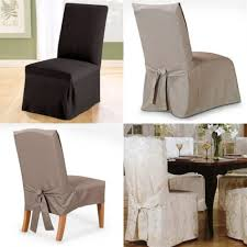 furniture dining room chair slipcover idea a gallery making dining room chair slipcovers