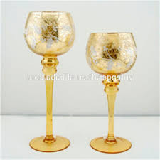 goblet candle holders image antique and victimist