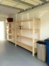 bookshelf plans garage shelves heavy duty shelving unit done right inside easiest free storage diy wall