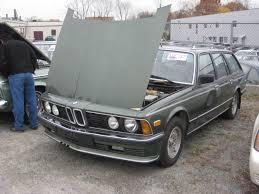 All BMW Models 1983 bmw 733i : One-of-two BMW 733i Wagon