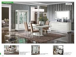 modern formal dining room sets. Dining Room Furniture Modern Formal Sets Dama Bianca O