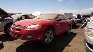 2004 Dodge Stratus R/T Coupe – Junkyard Find