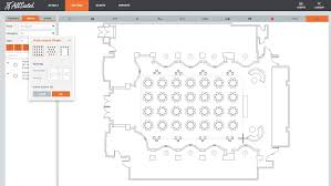 Free Digital Seating Chart Allseated Efficiently Collaborate On Floorplan Design