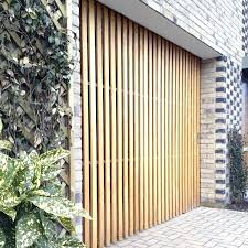 sliding garage doors sliding garage doors sectional wooden automatic the ventilated door folding sliding garage door