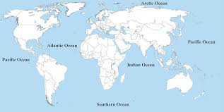 ocean maps within map world roundtripticket me with of the oceans