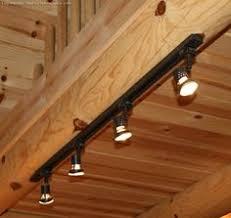 track lighting for vaulted ceilings. rustic log home lighting bargains vaulted ceiling track for ceilings n