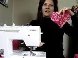 diy heart mug rug tapete caneca de coração