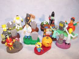 Happy meal toys collectors
